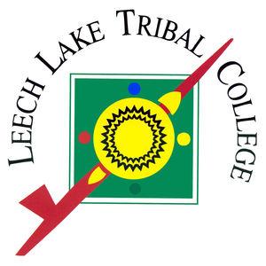 Logo for Partnership for a Healthier America (PHA) partner Leech Lake Tribal College.