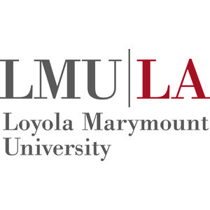 Logo for Partnership for a Healthier America (PHA) partner Loyola Marymount University.