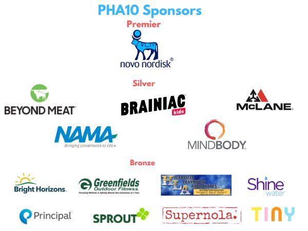 Virtual Summit Sponsors