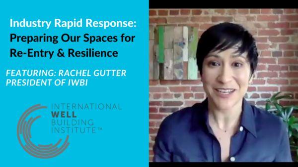 Rachel Gutter - Industry Rapid Response