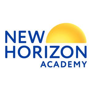Logo for Partnership for a Healthier America (PHA) partner New Horizon Academy.