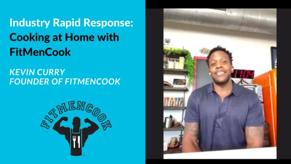 Kevin Curry, Founder of FitMenCook