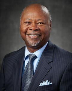 Headshot of Dr. James R. Gavin III, MD, PhD
