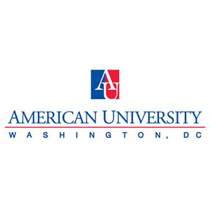 Logo for Partnership for a Healthier America (PHA) partner American University.