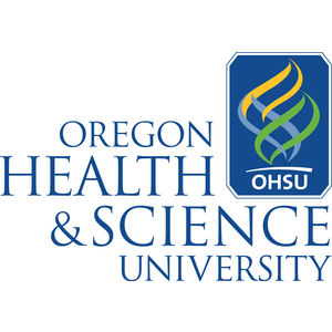 Logo for Partnership for a Healthier America (PHA) partner Oregon Health & Science University.