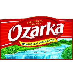 Logo for Partnership for a Healthier America (PHA) partner Ozarka.