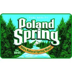 Logo for Partnership for a Healthier America (PHA) partner Poland Spring.