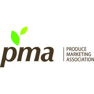 Logo for Partnership for a Healthier America (PHA) partner Produce Marketing Association.