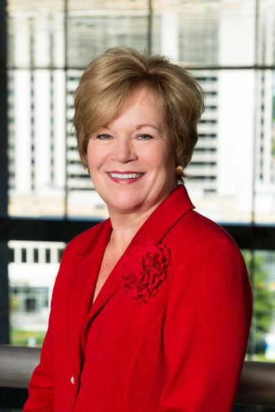 Leslie Sarasin, Executive Director of FMI: the food industry association.