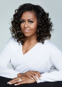 Head short of Former First Lady Michelle Obama