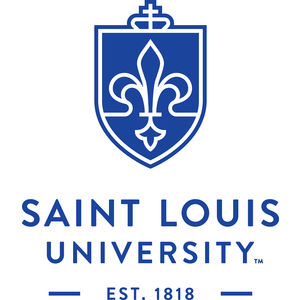Logo for Partnership for a Healthier America (PHA) partner Saint Louis University.