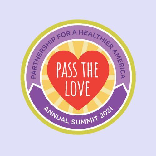 Pass the Love w/ Waffles + Mochi Summit logo