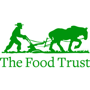 Logo for Partnership for a Healthier America (PHA) partner The Food Trust.