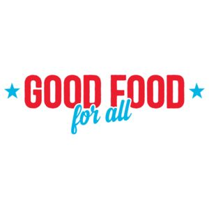 Good Food for All Square Logo