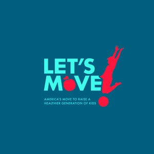 Logo for Partnership for a Healthier America (PHA) partner Let's Move.