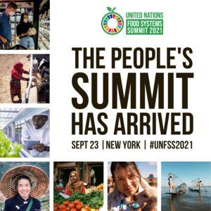 UN Food Systems Summit Image Promo