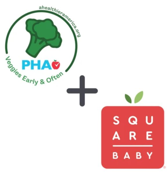 Square Baby and PHA logo