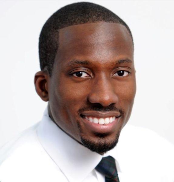 Headshot of Dr. Kofi Essel