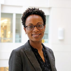 A headshot of Dr. Maya Maroto