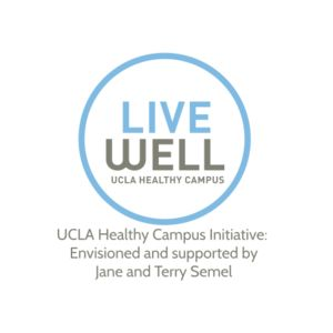 Logo for Partnership for a Healthier America (PHA) partner University of California Los Angeles.