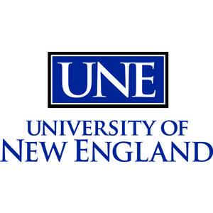 Logo for Partnership for a Healthier America (PHA) partner University of New England.