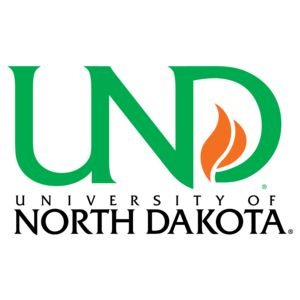 Logo for Partnership for a Healthier America (PHA) partner University of North Dakota.