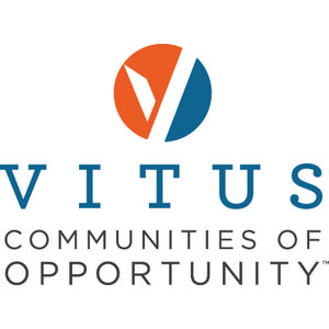 Logo for Partnership for a Healthier America (PHA) partner Vitus Group.