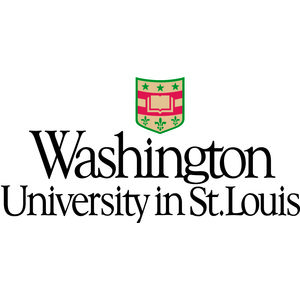 Logo for Partnership for a Healthier America (PHA) partner Washington University in St Louis.