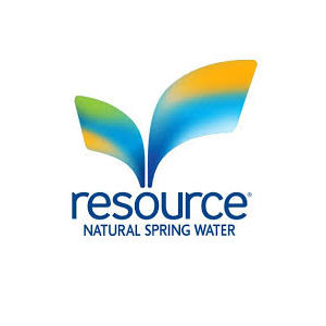 Logo for Partnership for a Healthier America (PHA) partner for Resource Natural Spring Water.