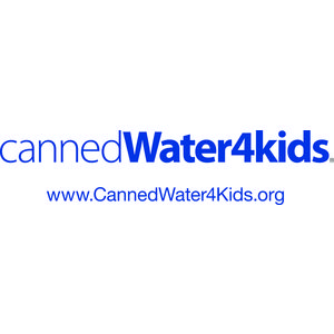 Logo for Partnership for a Healthier America (PHA) supporter Canned Water 4 Kids.
