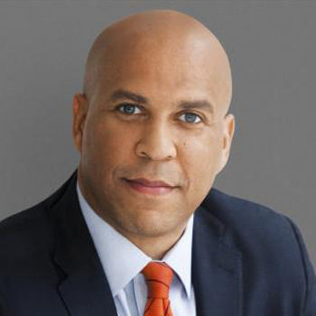 Portrait of PHA's Honorary Vice Chair The Honorable Cory A. Booker.