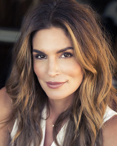 Cindy Crawford, Entrepreneur, Media Influencer, Super Model, Star, is a speaker at Partnership for a Healthier America's 2017 Building a Healthier Future Summit.