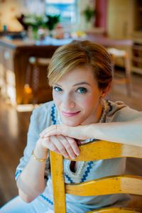 Pati Jinich, Chef, PBS TV Host and Cookbook Author, is a speaker at Partnership for a Healthier America's 2017 Building a Healthier Future Summit.