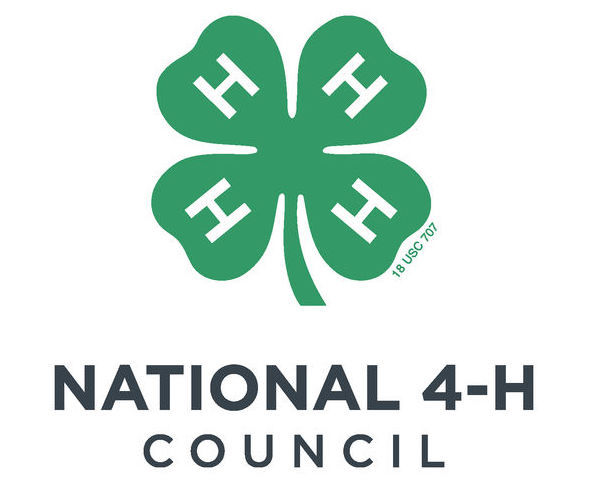 Logo for Partnership for a Healthier America (PHA) supporter National 4-H Council.