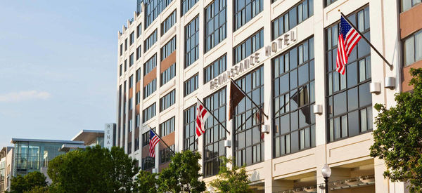 The Partnership for a Healthier America's 2017 Building a Healthier Future Summit will be held at the Renaissance Washington DC Downtown Hotel (pictured).