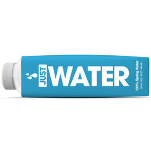 Logo for PHA partner Just Water.