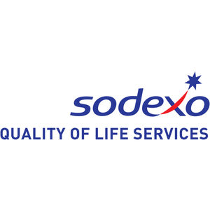 Logo for Partnership for a Healthier America (PHA) partner Sodexo.