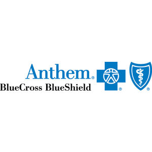 Logo for Partnership for a Healthier America (PHA) partner Anthem Blue Cross and Blue Shield.