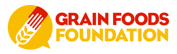 Logo for Grain Foods Foundation, an exhibitor at the Partnership for a Healthier America's 2017 Building a Healthier Future Summit.