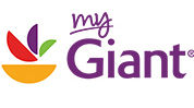 Logo for GIANT Foods, an exhibitor at the Partnership for a Healthier America's 2017 Building a Healthier Future Summit.