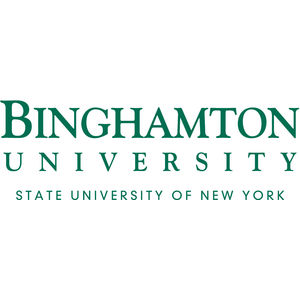Logo for Partnership for a Healthier America (PHA) partner Binghamton University.