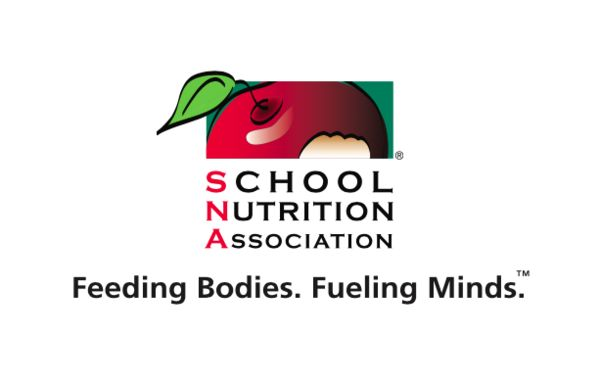 Logo for the School Nutrition Association, an exhibitor at the 2017 Building a Healthier Future Summit.