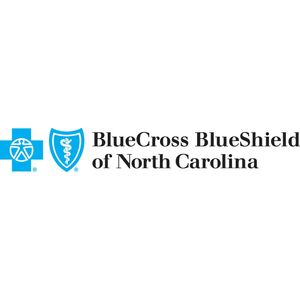 Logo for Partnership for a Healthier America (PHA) partner Blue Cross and Blue Shields of North Carolina.