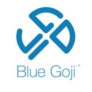Logo for Partnership for a Healthier America (PHA) partner Blue Goji.