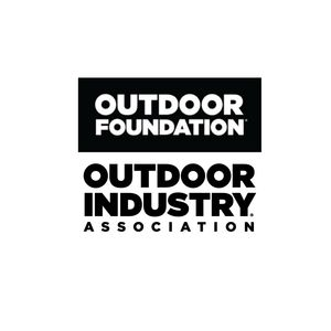 Outdoor Foundation and Outdoor Industry Association logs