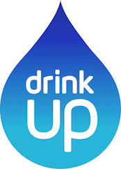 Logo for Partnership for a Healthier America's Drink Up initiative, an exhibitor at the 2017 Building a Healthier Future Summit.