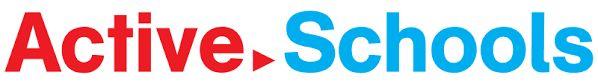 Logo for Active Schools.