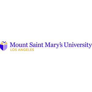 Logo for Mount Saint Mary's University in Los Angeles, a Partnership for a Healthier America partner.