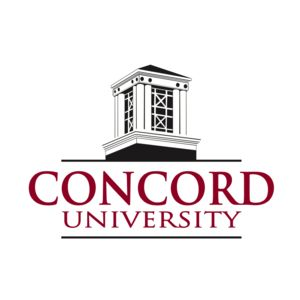 Logo for Concord University, a Partnership for a Healthier America partner participating in the Healthier Campus Initiative.