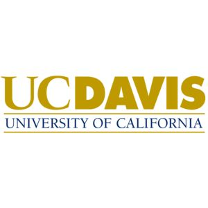 Logo for University of California, Davis, a Partnership for a Healthier America partner participating in the Healthier Campus Initiative.